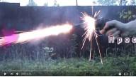 Пневматический пистолет Gletcher NGT Nagan и пули блик.