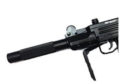 Удлинитель ствола  Пневматический пистолет Gletcher UZM 4,5 мм и аналогов